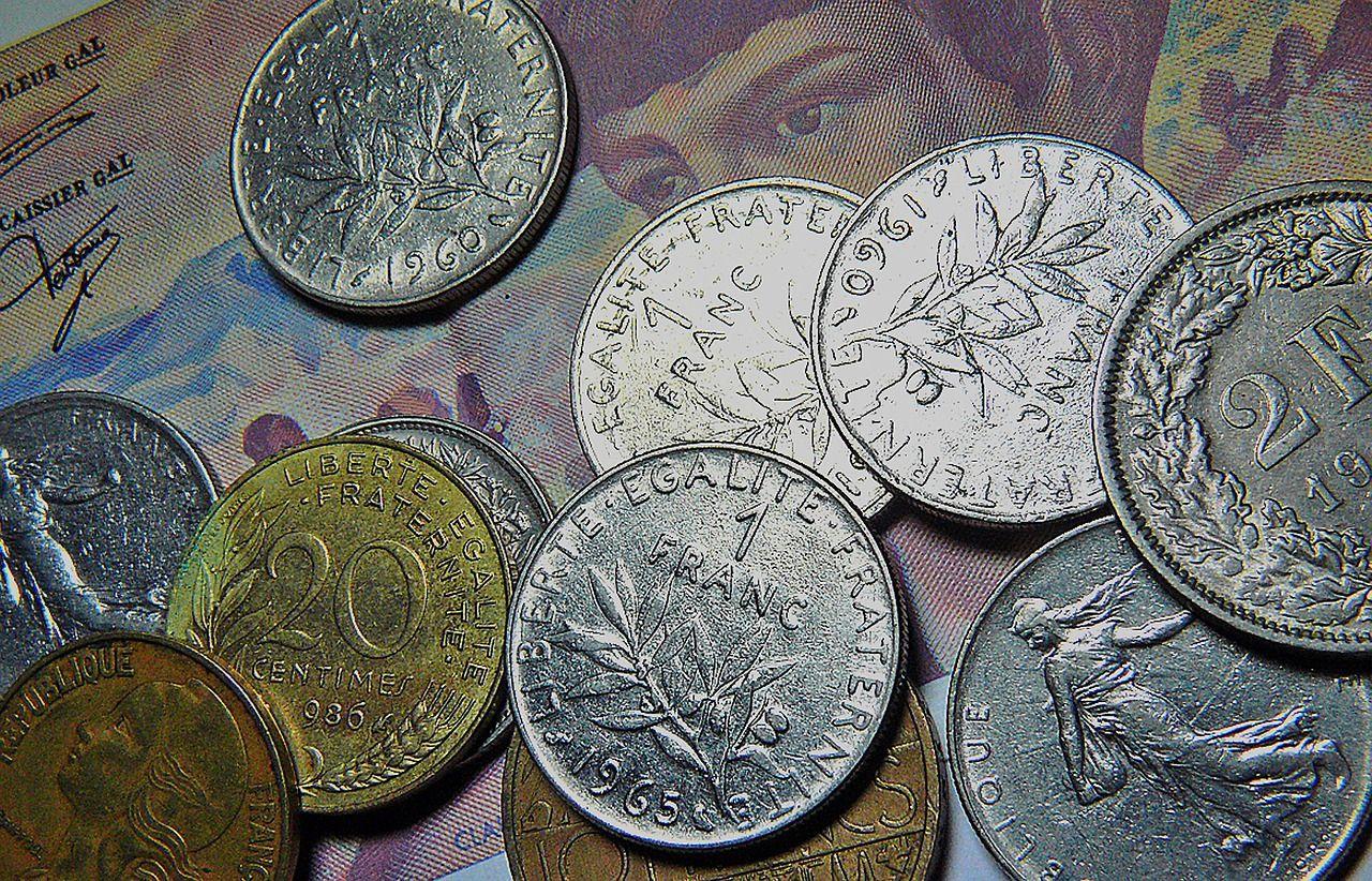 franki wymiana waluty